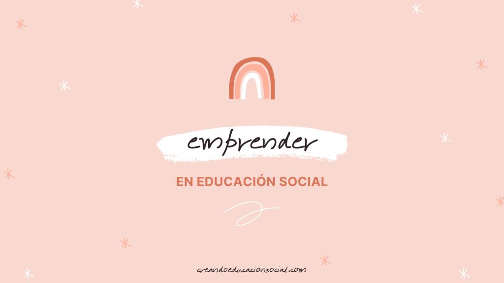 Emprender en Educación Social